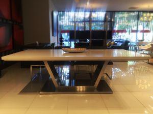 Venus Caesarstone Dining Table (1A)