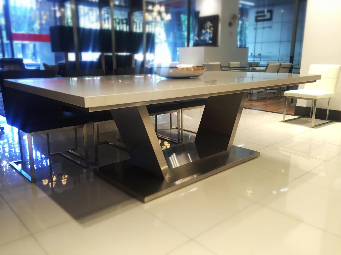 What's the most durable surface for a DiningTable?